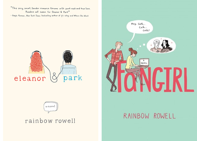 rainbow rowell, fan girl, review, books, great