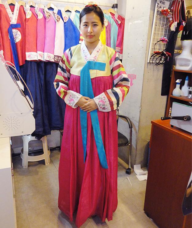 hanbok, korea, korean, traditional costume,