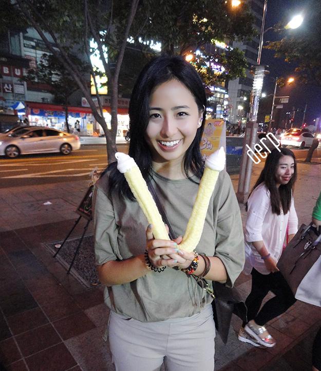 korea, dick ice cream, seoul, south korea