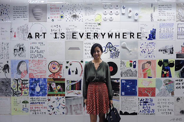 seoul, survive korea, art, korean art, subway art
