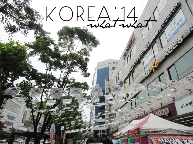 south korea, korean flag, seoul