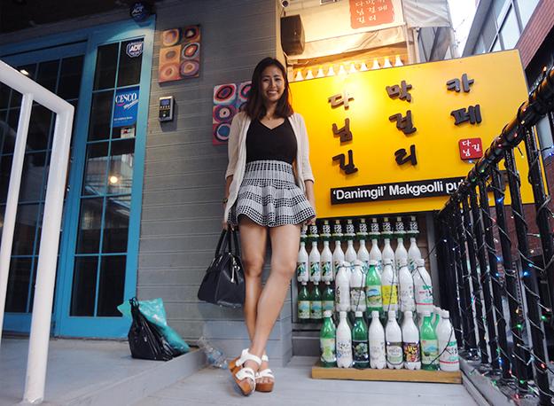 drinking, korea, seoul, makguli bar, drinking