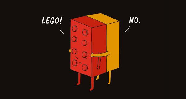 LEGO Lesbihonest